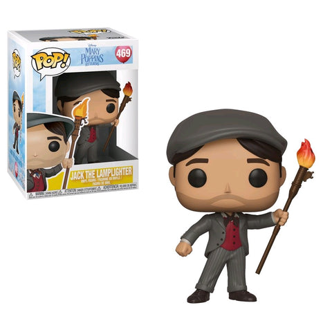 Mary Poppins Returns - Jack Lamplighter Pop! Vinyl Figure
