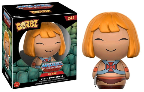 Masters of the Universe - He-Man Dorbz Vinyl Figure