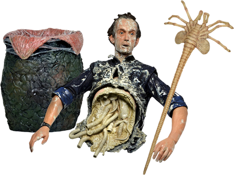 "Aliens - Bishop Bisected 7"" Action Figure"