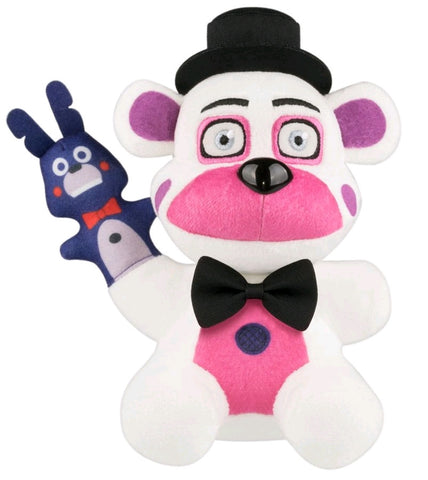 Five Nights at Freddy's: Sister Location - Funtime Freddy Plush Figure - Pre-Order