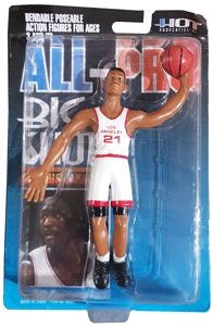 NBA - Dominique Wilkens Bendable Figure
