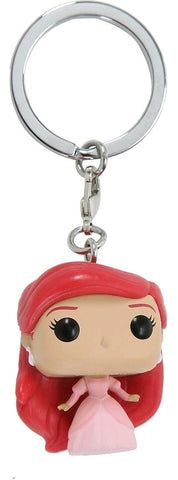 Little Mermaid - Ariel with Gown Pocket Pop! Keychain