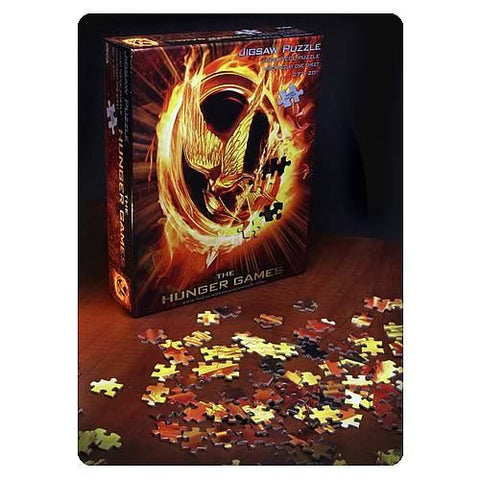 The Hunger Games - 1000 Piece Jigsaw Puzzle