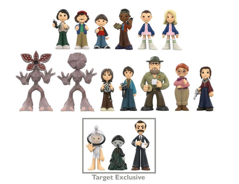 Stranger Things - Target Exclusive Mystery Mini Blind Boxes - Pre-Order