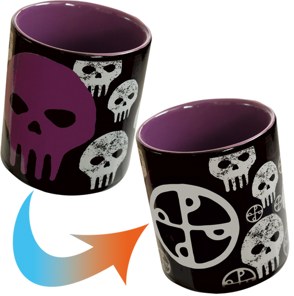 The Phantom: The Ghost Who Walks - Heat Changing Coffee Mug