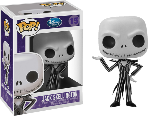The Nightmare Before Christmas - Jack Skellington Pop! Vinyl Figure