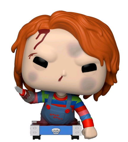 Childs Play - Chucky on Cart Pop! Vinyl Figure