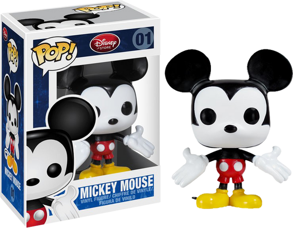 Disney - Mickey Mouse Pop! Vinyl Figure