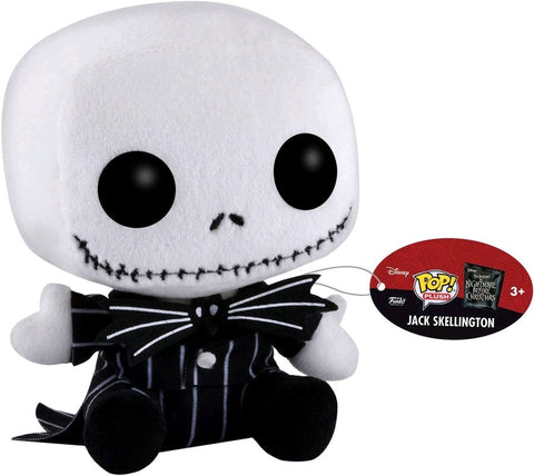 "The Nightmare Before Christmas - Jack 6"" Pop! Plush - Pre-Order"