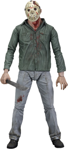 "Friday the 13th Part III - Jason 7"" Action Figure"
