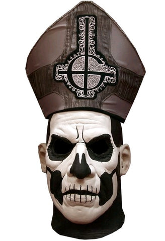 Ghost - Papa Emeritus Deluxe Hat & Mask Set - Pre-Order