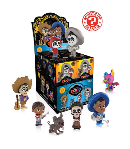 Coco - Mystery Mini Blind Box Case of 12 Figures