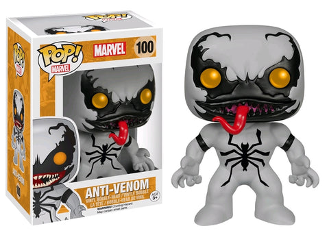 Spider-Man - Anti-Venom US Exclusive Pop! Vinyl Figure