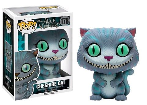 Alice In Wonderland (Live Action) - Cheshire Cat Pop! Vinyl Figure