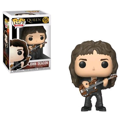 Queen - John Deacon Pop! Vinyl Figure - Pre-Order