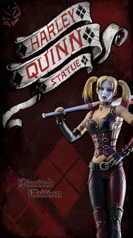 Batman: Arkham City - Harley Quinn 1:6 Scale Statue