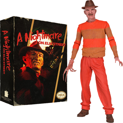 "A Nightmare on Elm Street - Freddy 8"" Classic Video Game Figure"