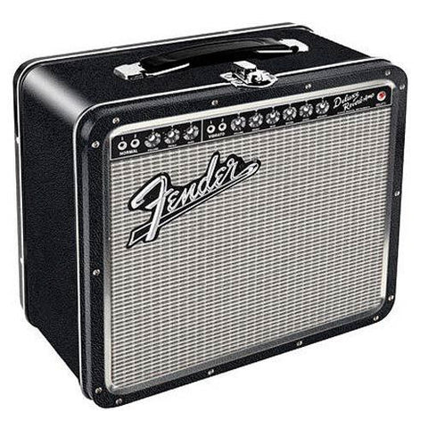 Fender Amp - Embossed Tin Lunch Box