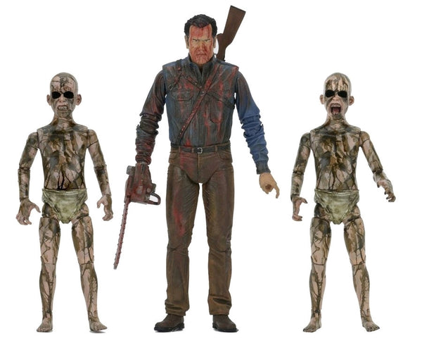 Ash vs Evil Dead - Bloody Ash vs Demon Spawn 3-Pack