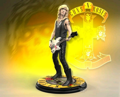 Guns 'N' Roses - Duff McKagan Rock Iconz Limited Edition Statue - Pre-Order