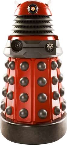 Doctor Who - Dalek Drone (Red) Cardboard Cutout