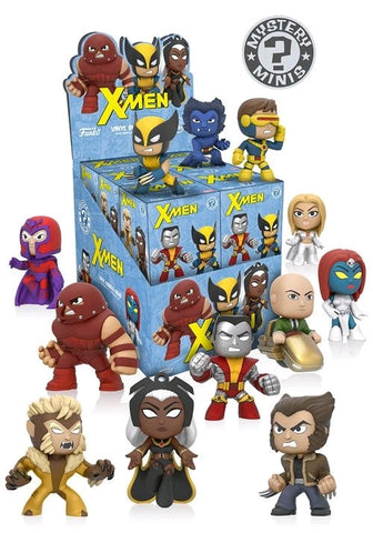 X-Men - Mystery Mini Case of 12 Blind Boxes - Pre-Order