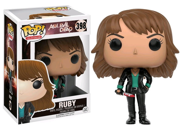 Ash vs Evil Dead - Ruby Pop! Vinyl Figure