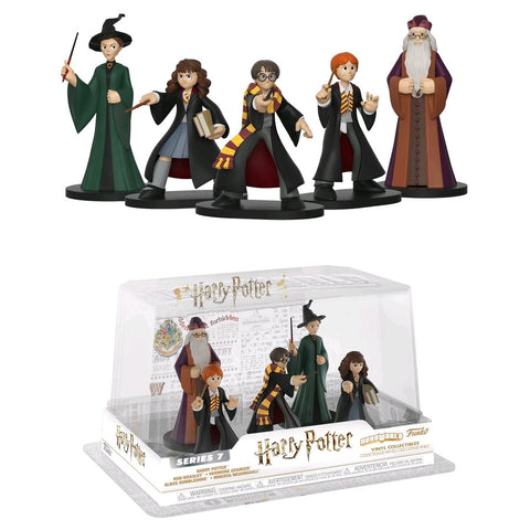 "Harry Potter - HeroWorld 4"" Vinyl Figure 5-Pack - Pre-Order"