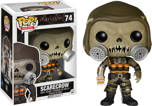 Batman: Arkham Knight - Scarecrow Pop! Vinyl Figure