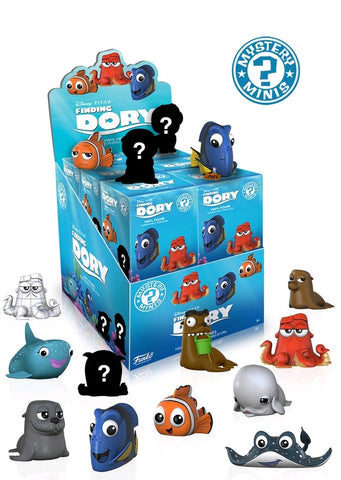 Finding Dory - Mystery Mini Blind Box Case of 12 Figures