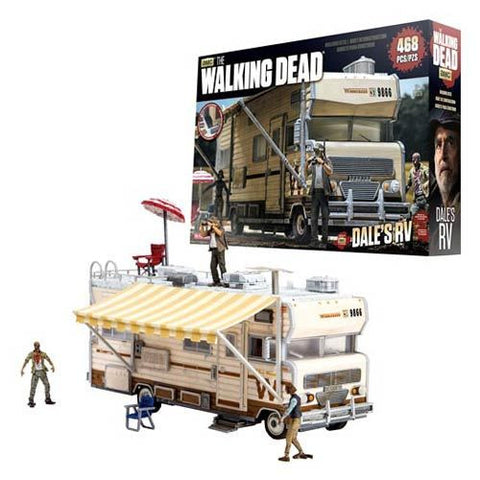 The Walking Dead - Dale's RV Building Set