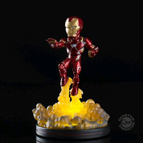 Iron Man - Light-Up Q-Fig Diorama - Pre-Order