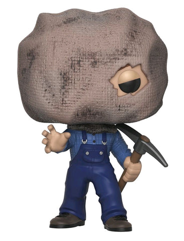 Friday the 13th - Jason with Bag Mask Pop! Vinyl Figure - Pre-Order