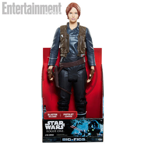 Star Wars: Rogue One - 20 Inch Action Figure: Jyn Erso