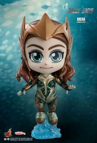 Justice League (2017) - Mera Cosbaby Hot Toys Figure - Pre-Order