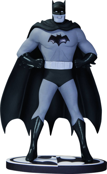 Batman - Batman B&W Statue by Dick Sprang