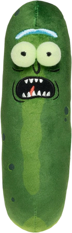 "Rick and Morty - Pickle Rick Scared 7"" Plush - Pre-Order"