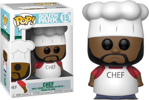 South Park - Chef Pop! Vinyl Figure - Pre-Order