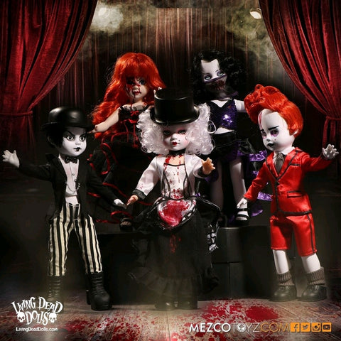 Living Dead Dolls - Series 33 Set of 5 - Pre-Order