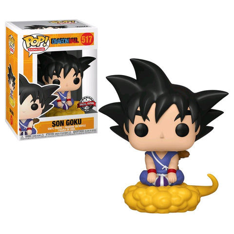 Dragon Ball - Son Goku Pop! Vinyl Figure - Pre-Order