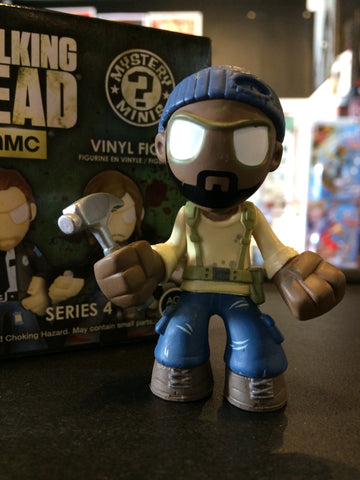 The Walking Dead - Loose Mystery Mini Figure: (S3) Tyreese (1:12)