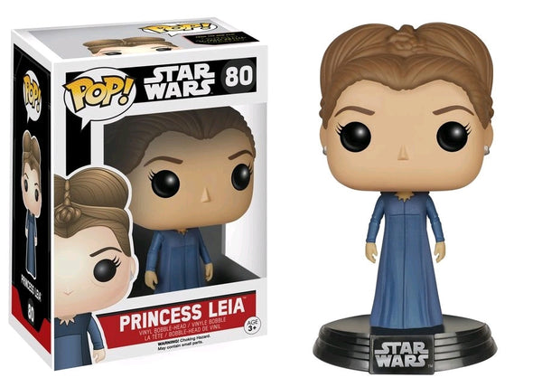 Star Wars - Princess Leia Episode 7 The Force Awakens Pop! Vinyl Figure