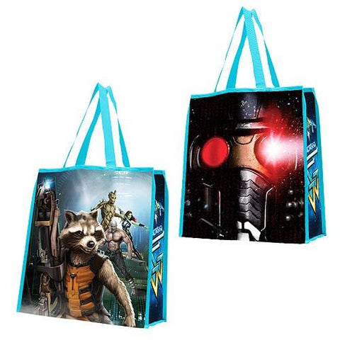 Guardians Of The Galaxy Large Recycled Shopper Tote