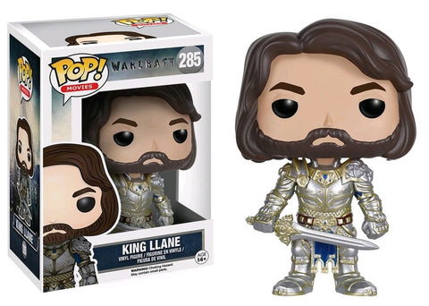 Warcraft Movie - King Llane Pop! Vinyl Figure