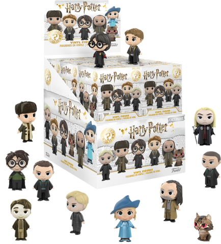 Harry Potter - Series 3 Hot Topic Exclusive Mystery Minis: Case Of 12 Blind Boxes - Pre-Order