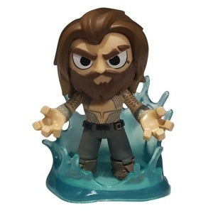 Justice League (2017) - Loose Mystery Mini Figure: Aquaman (Summoning Wave) (1:6)