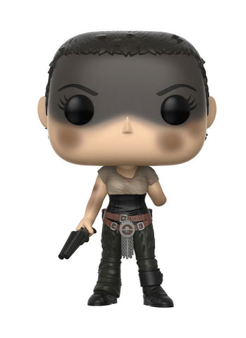 Mad Max: Fury Road - Furiosa with Missing Arm Pop! Vinyl Figure - Pre-Order