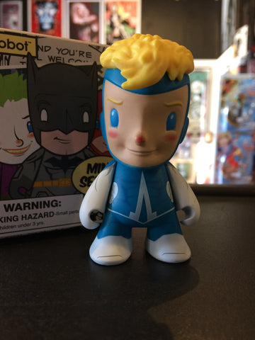 DC Comics by Kidrobot - Loose Mystery Mini Figure: Booster Gold