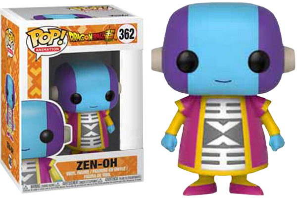 Dragon Ball Super - Zen-Oh Pop! Vinyl Figure - Pre-Order