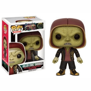 Suicide Squad - Hooded Killer Croc Pop! Vinyl Figure